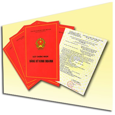 Thành lập công ty - thay đổi giấy phép kinh doanh